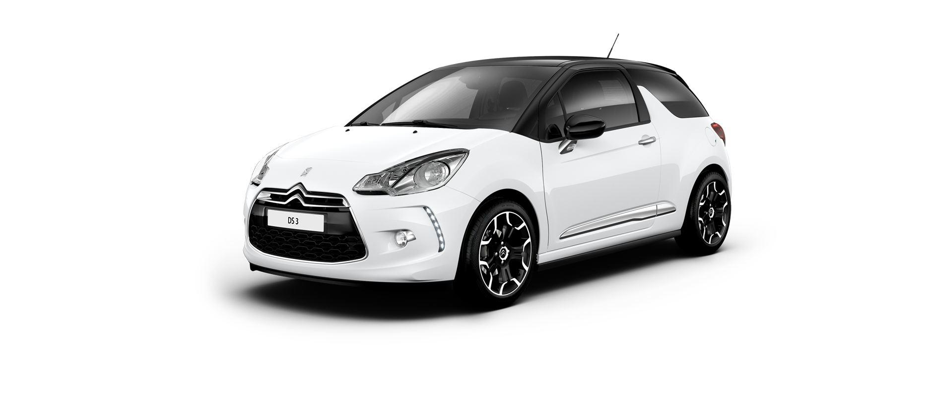 DS 3 - Polar White