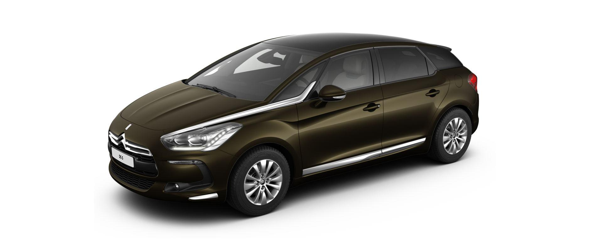 DS 5 - finitions - So Chic