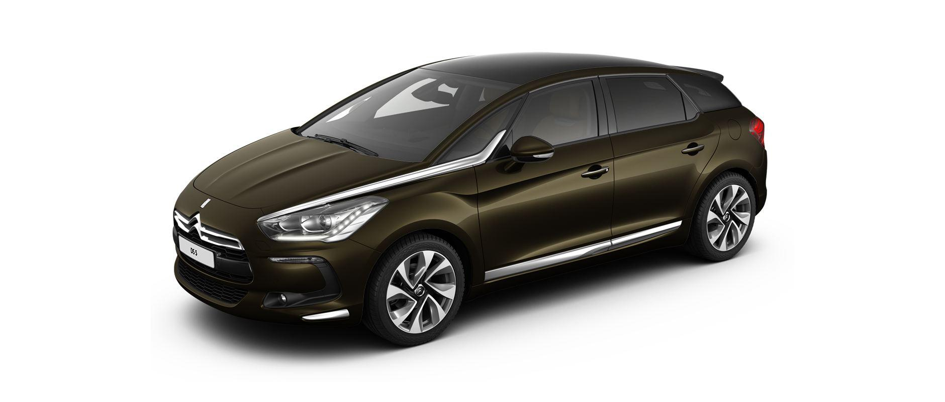 DS 5 - Hickory Brown