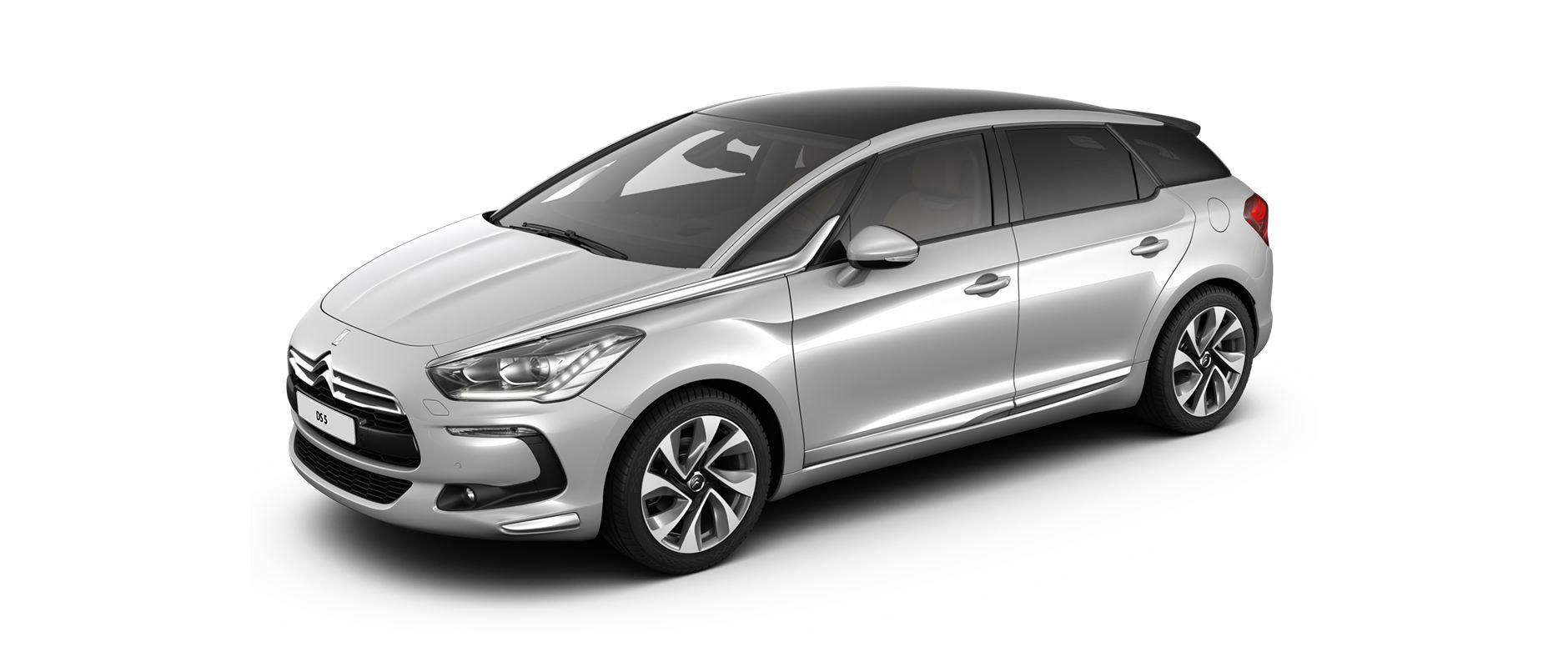 DS 5 - Arctic Steel