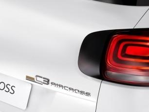 NEW COMPACT SUV CITROËN C3 AIRCROSS